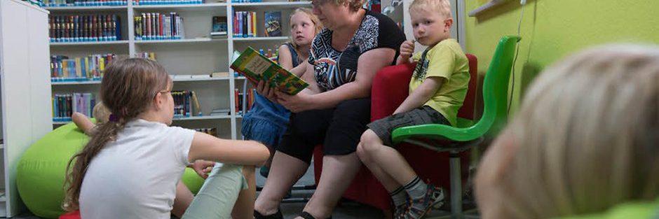 Vorlesezeit für Kinder