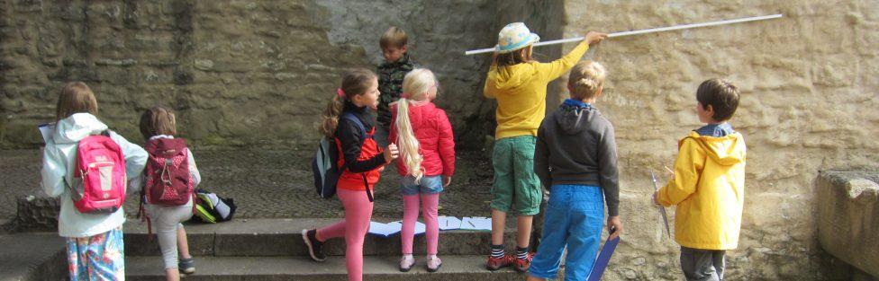 Türme – am Beispiel der Wasserkunst am Wenzelsring
